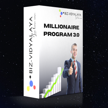 Biz-Vidyalaya Millionaire Program 3.0